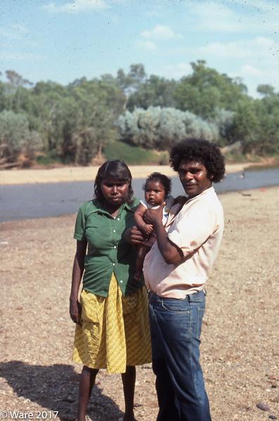 Tina Brown, Darryl Mick & Deanna Brown