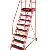 British Standard Heavy Duty Mobile Safety Steps