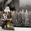 4 Santa Polar Express  Dark Ivory Kelp