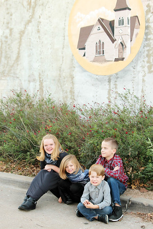 Warlick Family - Fall 2017