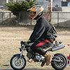 The good weather on Tuesday, March 10, 2020 brought many out to have fun at Parkhill Park in Fitchburg. Justin Howard, 24, of Fitchburg enjoys the nice weather while riding around the park on his pocket bike he just got. SENTINEL & ENTERPRISE/JOHN LOVE