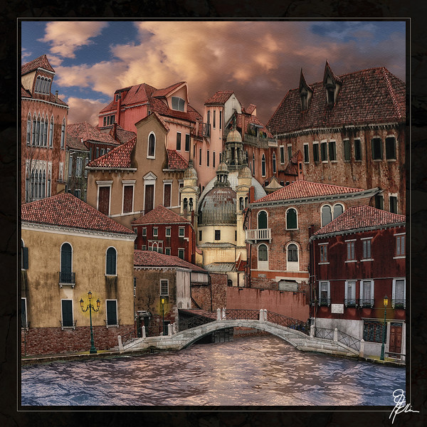 Venice Twilight