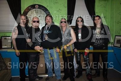 Warrant Meet and Greet 2018