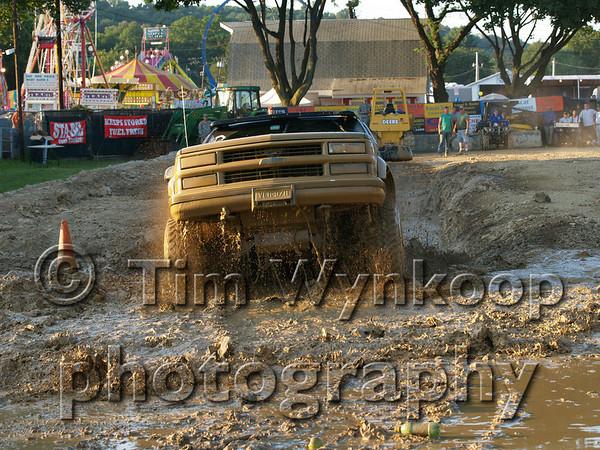 Warren County Farmer's Fair Mud Bog