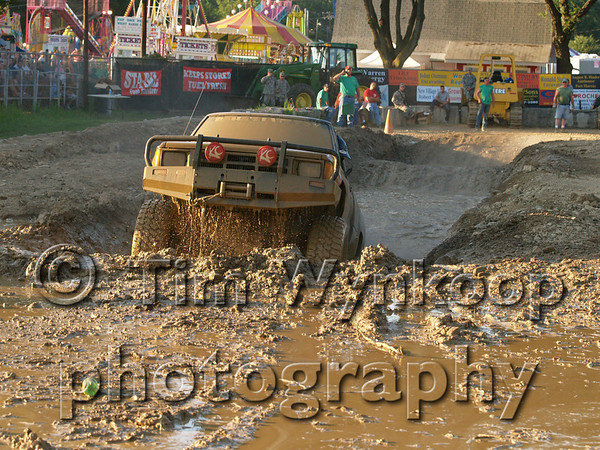 Warren County Farmer's Fair Mud Bog