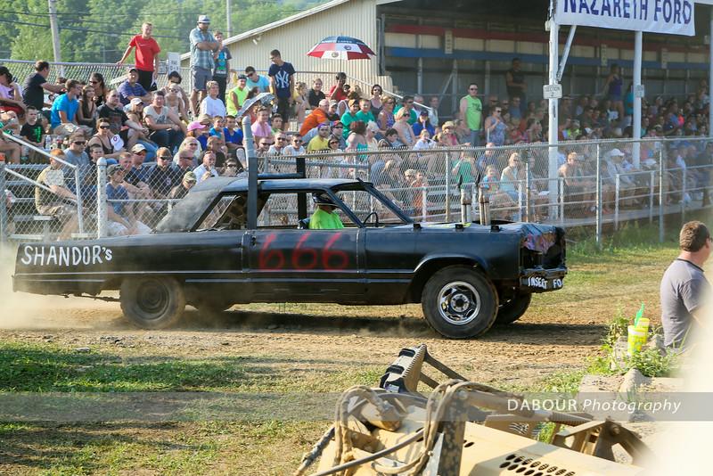 Warren County Farmers Fair 2014 - Sunday
