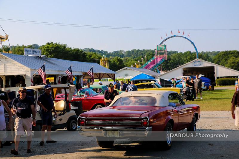 Warren County Farmers Fair Tuesday Evening
