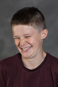 Child Casting profile photography