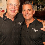Pete Peters- GM of Bristol Highlands and Larry Mellows- Bristol Alumni \'86.
