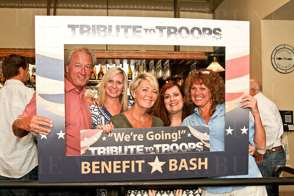 Warrior Empowerment Foundation Toast to Troops 2015