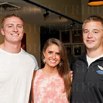 Kevin Kern, Carly Ridge and Ryan Hocker.