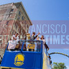 Warriors NBA Finals Celebration