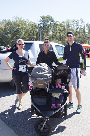 Warriors for William 5k 2017