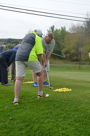 Warriors in Motion Golf I