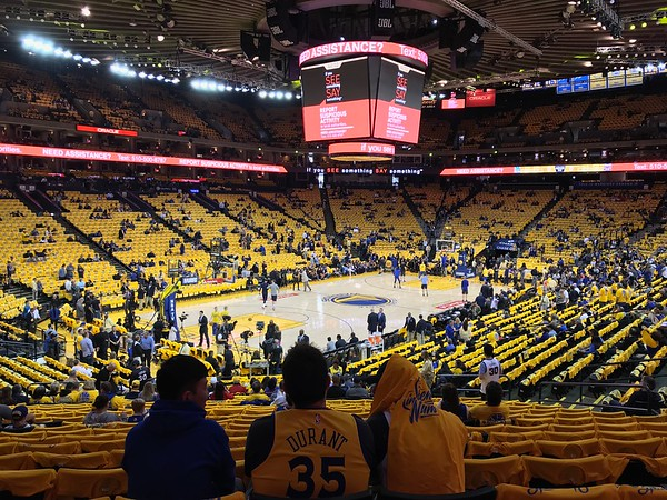Warriors vs Pelicans - Western Conference Semi-Finals, Game 2