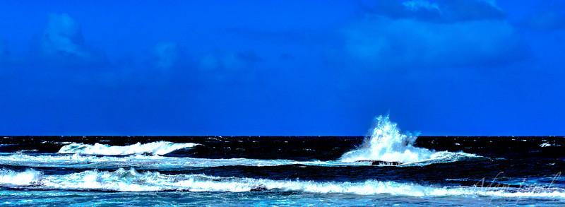 Oily Ocean - Warrnambool, VIC