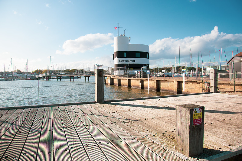 Warsash Harbour
