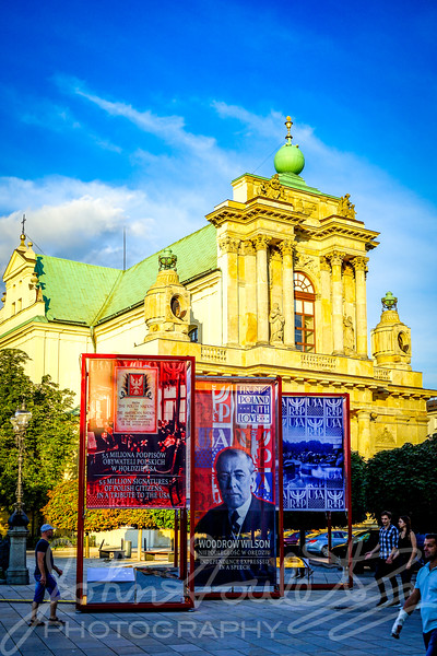 Warsaw Poland August 11 2018