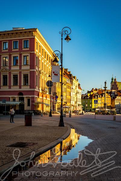 Warsaw Poland August 12 2018