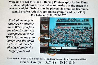 Wartburg Speedway August 10, 2007