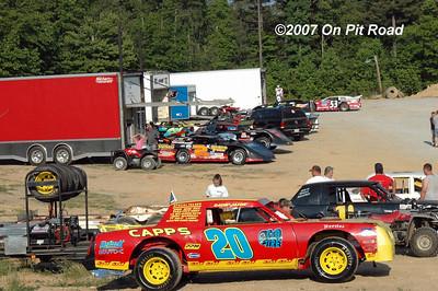 Wartburg Speedway May 25, 2007