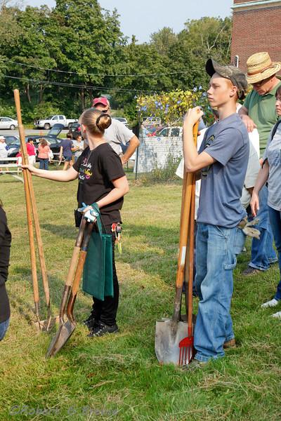 ERB Tree Planting