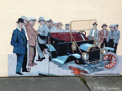 Anacortes mural