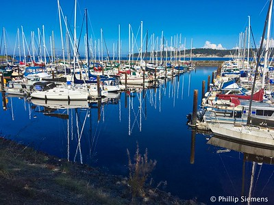 John Wayne Marina in Sequim