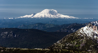 Mount Rainer from the ALW
