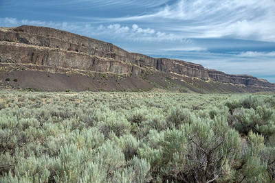 Miles of Coulee and Sage