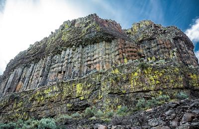 Lava Pillars