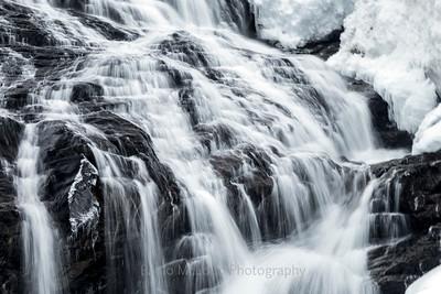 Hart Lake Falls