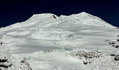 Mount Baker Up Close and Personal