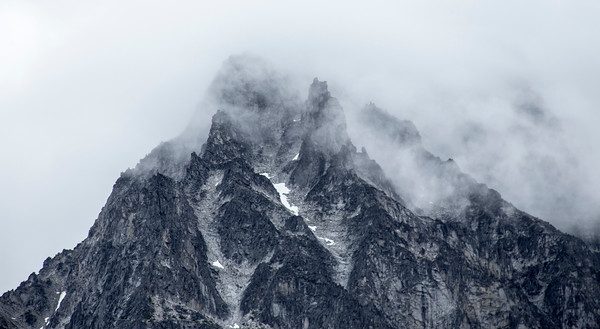 Jagged Mount Stuart