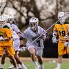 #7 Kyle Gittelman, Washington College Chestertown, Washington College Men's Lacrosse, Washington College Men's Lacrosse NCAA DIII 2019, Washington College Men's Lacrosse vs. McDaniel. Senior Day