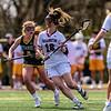 #16 Cecily Docktor -Washington College Chestertown, Washington College Women's Lacrosse, Washington College Women's Lacrosse NCAA DIII 2019, Washington College Women's Lacrosse vs. McDaniel