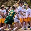#16 Cecily Docktor, Washington College Chestertown, Washington College Women's Lacrosse, Washington College Women's Lacrosse NCAA DIII 2019, Washington College Women's Lacrosse vs. McDaniel