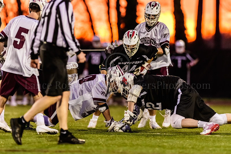 Washington College Chestertown, Washington College Men's Lacrosse, Washington College Men's Lacrosse NCAA DIII 2019, Washington College Men's Lacrosse vs. Haverford