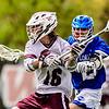 #16 Trey Ritter, Washington College Men's Lacrosse NCAA DIII 2019, Washington College Men's Lacrosse vs. Franklin and Marshall