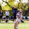#10 Anna Bennett, Washington College Women's Lacrosse NCAA DIII 2019, Washington College Women's Lacrosse vs F&M
