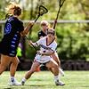 #1 Caitlin Donovan, Washington College Women's Lacrosse NCAA DIII 2019, Washington College Women's Lacrosse vs F&M