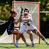 #8 Madison Schutz, Washington College Women's Lacrosse NCAA DIII 2019, Washington College Women's Lacrosse vs F&M