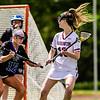 #16 Cecily Docktor, Washington College Women's Lacrosse NCAA DIII 2019, Washington College Women's Lacrosse vs F&M