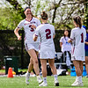 Washington College Women's Lacrosse NCAA DIII 2019, Washington College Women's Lacrosse vs F&M