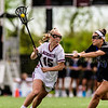 #15 Sydney Allender, Washington College Women's Lacrosse NCAA DIII 2019, Washington College Women's Lacrosse vs F&M
