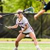 #4 Alison Pantazes, Washington College Women's Lacrosse NCAA DIII 2019, Washington College Women's Lacrosse vs F&M