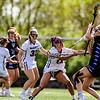#12 Aubrey Robinson, Washington College Women's Lacrosse NCAA DIII 2019, Washington College Women's Lacrosse vs F&M