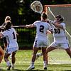 #30 Isabella Richardson, Washington College Women's Lacrosse NCAA DIII 2019, Washington College Women's Lacrosse vs F&M