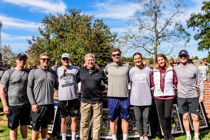 Washington College Alumni Awards October 19, 2019. Washington College Chestertown, Washington College Men's Lacrosse NCAA DIII 2019 Alumni Game.