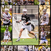 #12 Casey Grievesl, Washington College Men's Lacrosse Senior Collage 2019